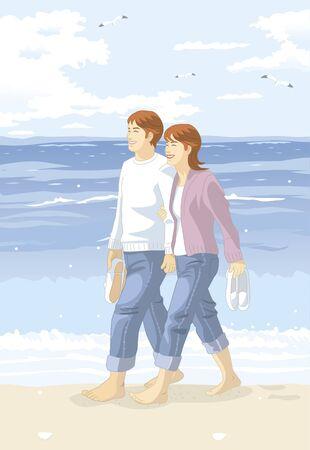 coastal: To walk the coast