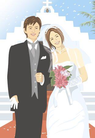 matrimony: Wedding
