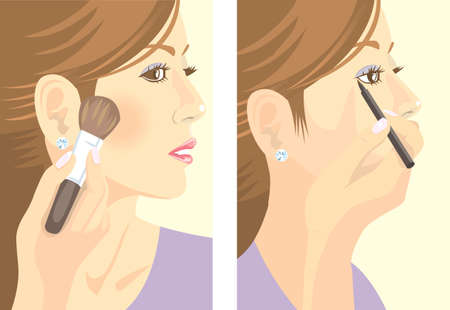 makeup: Makeup