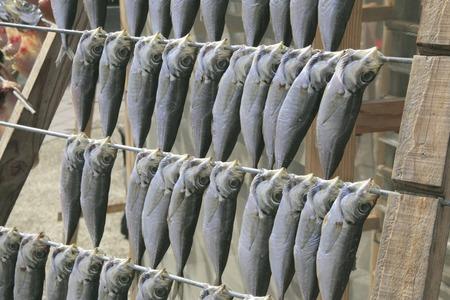 taste: Dried fish taste