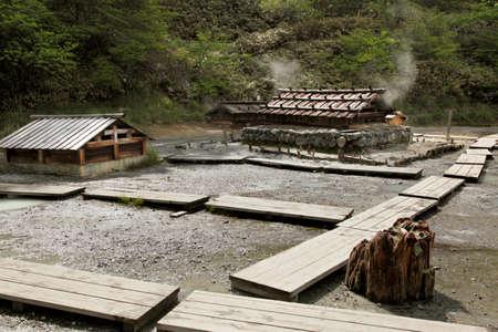 onsen: Source of Nikko Yumoto Onsen