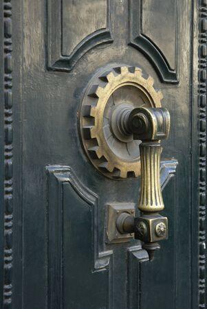 entryway: Door knob