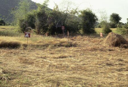 zona: �rea de la mina