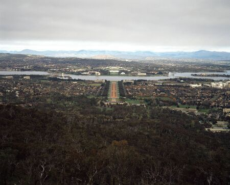 Canberra: Canberra of town