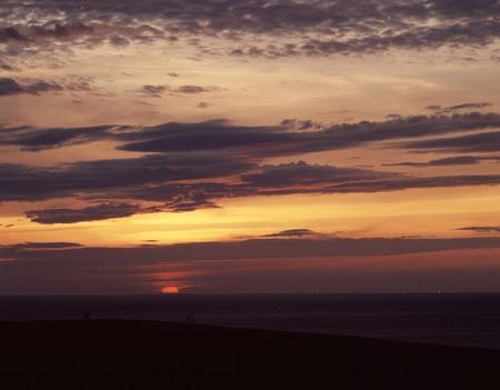 sunsets: Sunsets and Isaribi