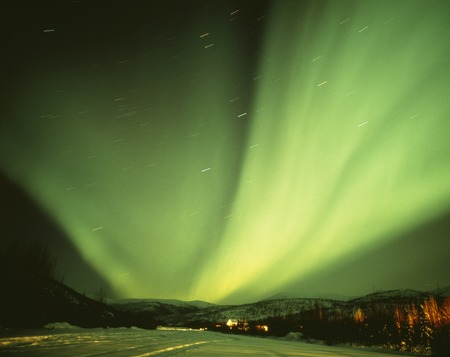 auroral: Aurora Stock Photo