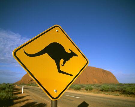 labeling: Labeling of kangaroo
