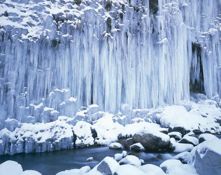 shirakawa: Shirakawa icicle group