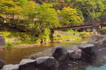 onsen: Osawa Onsen