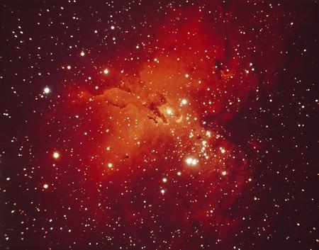 gaseous: Gaseous nebula