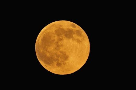 Moon Zdjęcie Seryjne