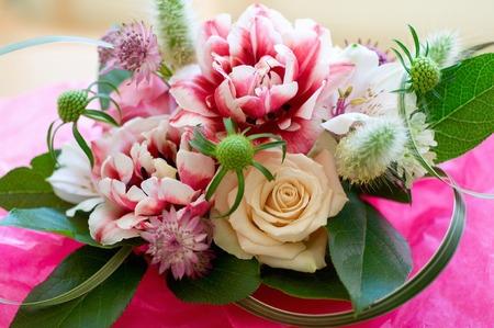 Flower arrangement Stockfoto