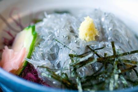 whitebait: Raw whitebait bowl Stock Photo