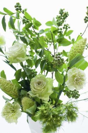 naughty: Naughty green vase
