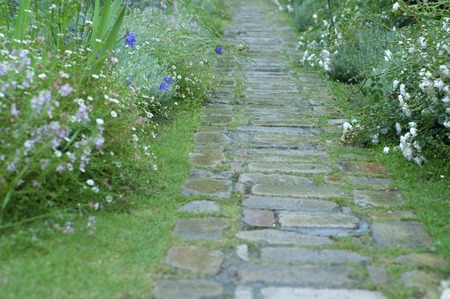Trail of English Garden