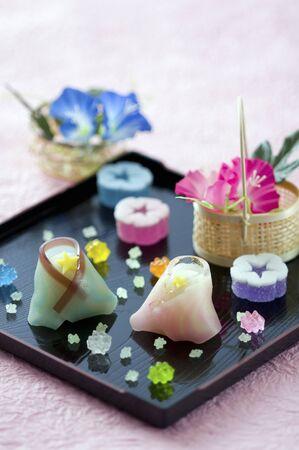 Tanabata sweets