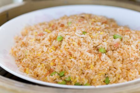 fried rice: Pollack fried rice