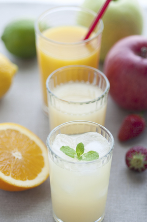 robust: Fresh juice