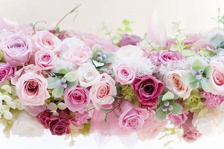 Flower arrangement Archivio Fotografico