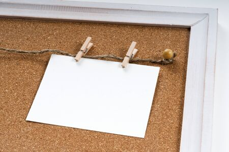 posted: Note posted to the corkboard