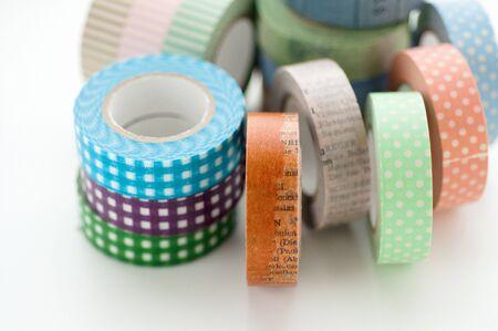 masking: Masking tape