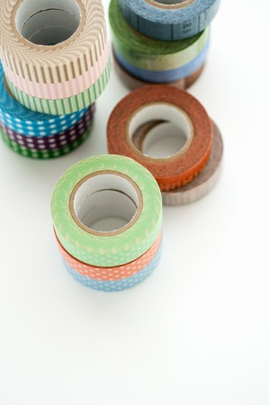 masking tape: Masking tape
