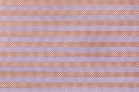 masking: Masking tape stripes and polka dots