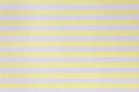 masking tape: Masking tape stripes and polka dots