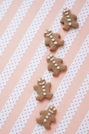 annual events: Ginger Man cookies