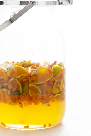 Enzyme juice