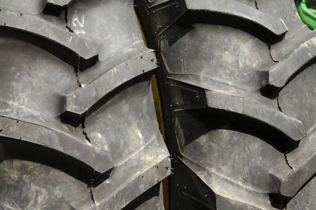 dread: Tire Stock Photo