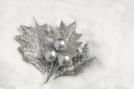 christmas motif: Leaf