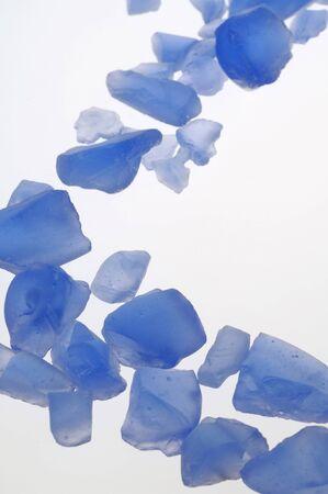 sensation: Ice block