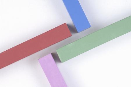 writing materials: Pastel
