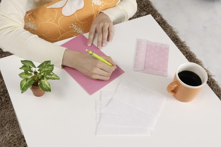 Hand write a letter
