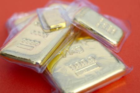 kin: Gold close up