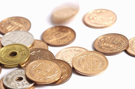 copper coin: Coin