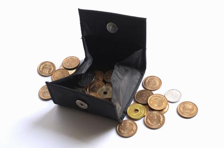 copper coin: Wallet