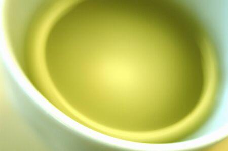 sencha tea: Green tea Stock Photo