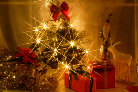 annual events: Christmas night