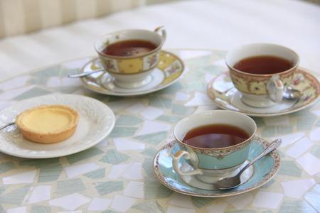 wintergarten: Tea-time des Konservatoriums