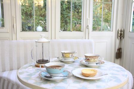 entracte: Tea-time du Conservatoire Banque d'images