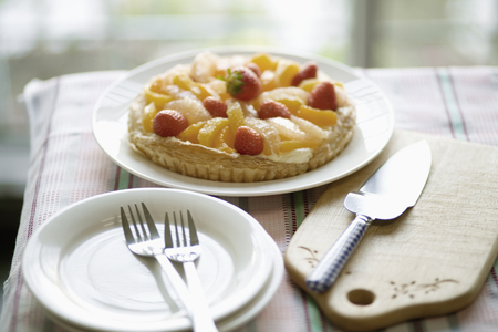 fruit tart: Fruit tart