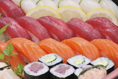 gully: Sushi assorted up