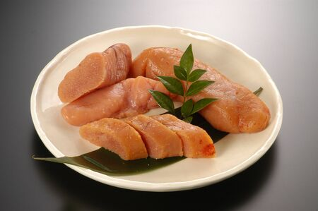 fishery products: Karashi mentaiko