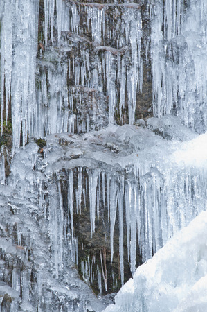 countless: Countless icicles
