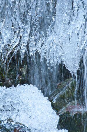 cascade: Icicles and cascade