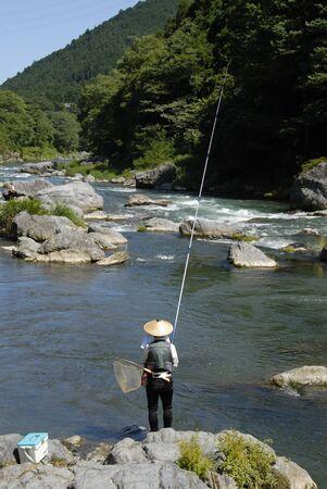 ayu: Tokyo Mitake Valley Ayu Fishing