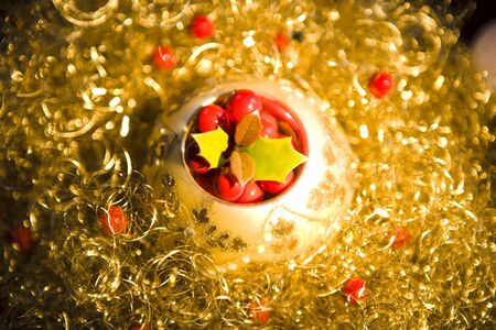 annual events: Christmas ornament