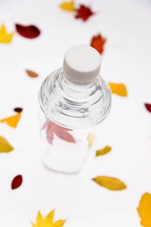 botellas pet: Botellas y hojas de PET